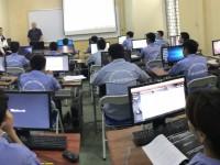 Chuyên gia của học viện Chisholm – Úc làm việc với Trường Cao đẳng Công nghệ Hà Tĩnh