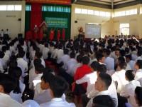 Khai giảng năm học 2018 – 2019