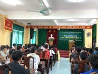 Khai giảng lớp đào tạo tiếng Đức năm 2019