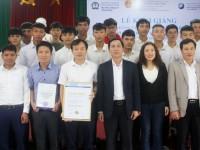 Khai giảng lớp Cao đẳng Điện công nghiệp cấp độ quốc tế, đào tạo theo chương trình chuyển giao từ CHLB Đức