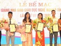 Giảng viên trường CĐCN Hà Tĩnh tham gia Hội giảng nhà giáo GDNN cấp tỉnh năm 2021